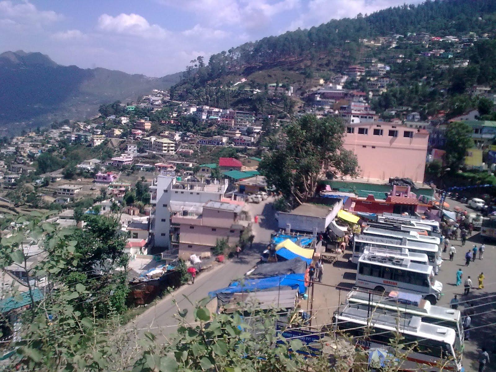 ... Pauri Garhwal, Garhwal Region , Uttarakhand ,India: Pauri Garhwal
