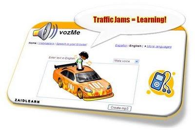 ZaidLearn: Text-to-Speech to Enjoying Traffic Jams!