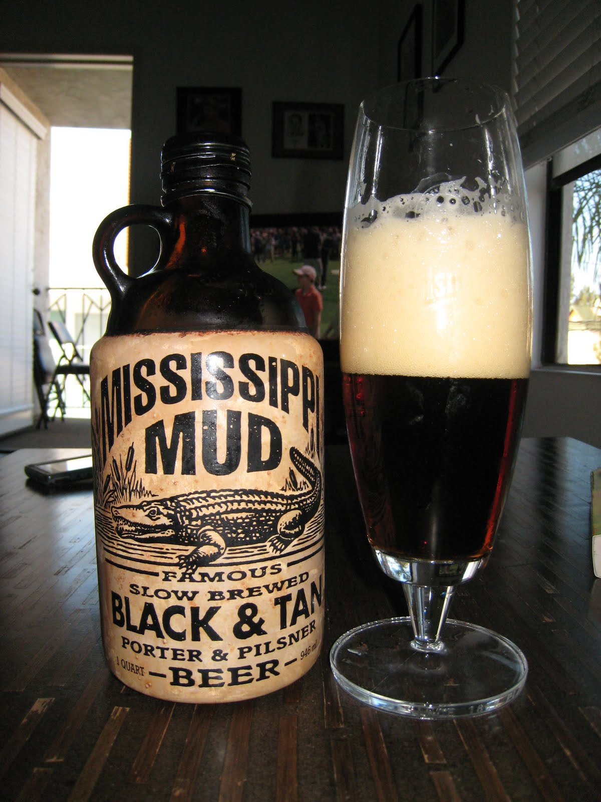 Non Snob Beer Reviews Mississippi Mud Black And Tan