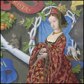 Lady B Clothing of the Middle Ages