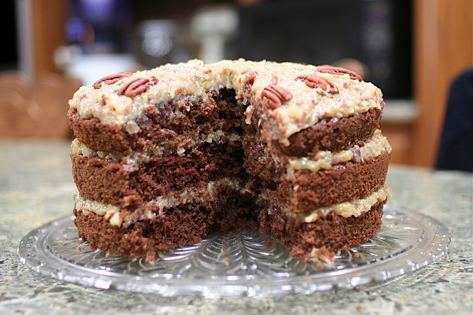 chocolate wedding cake recipes from scratch foodjimoto german chocolate cake 12781
