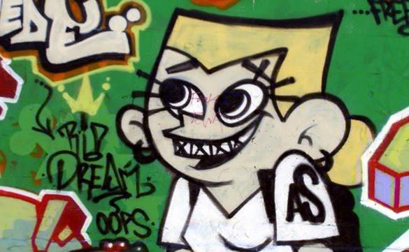 graffiti walls: TOP 10 Killer Graffiti Characters by Jon ...
