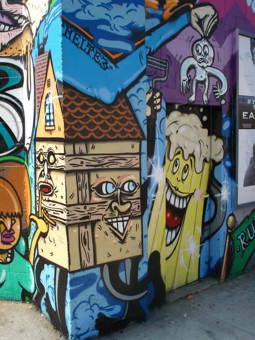 graffiti walls 10 Best Cool Graffiti Design Collection