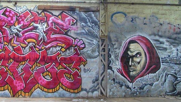 graffiti walls: 25 ++ Cool Graffiti Designs - Street ArtWork
