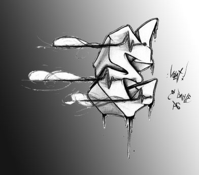 Graffiti Sengklang 18 Graffiti E