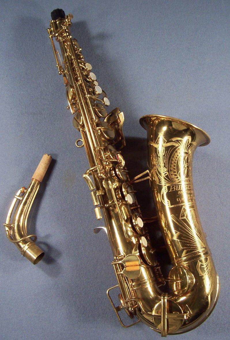 Vintage 1947 Conn 6M Alto Saxophone - JL Woodwind Repair