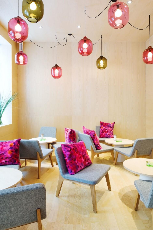 housevariety: café foam :note design studio