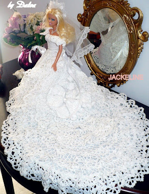 Sul Filo Della Fantasia Barbie Sposa