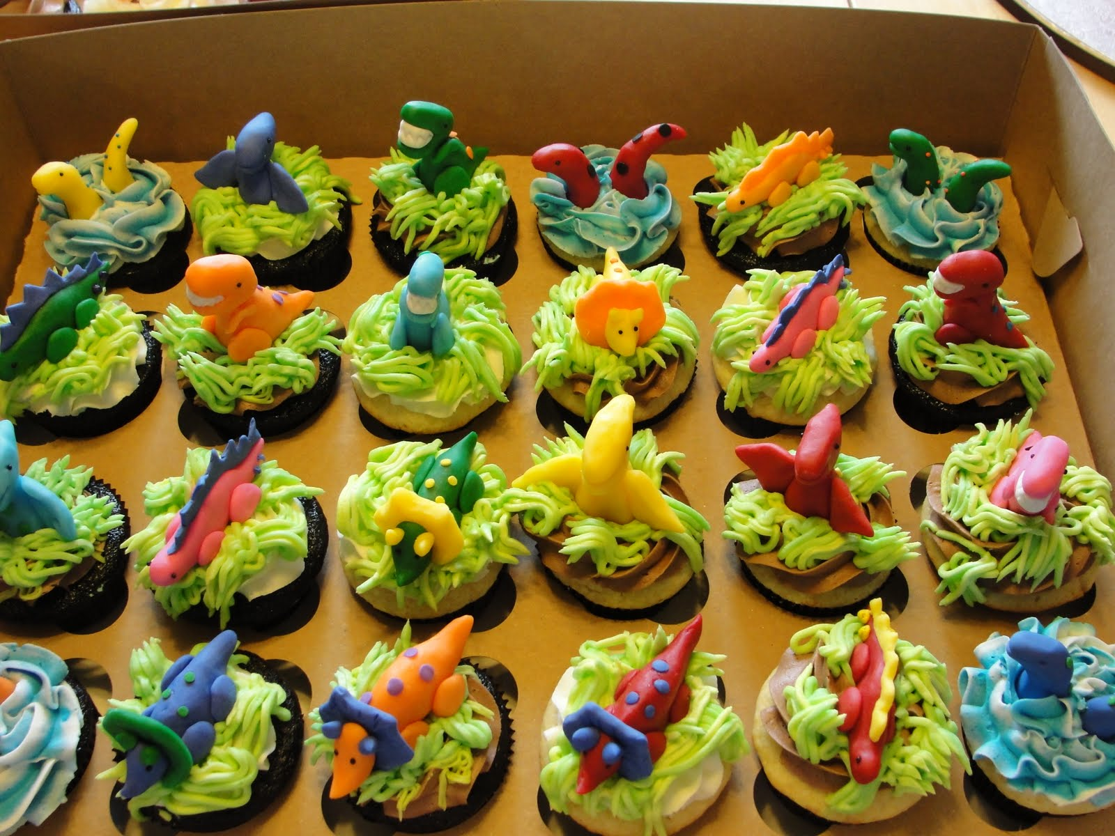 Oh Just Put A Cupcake In It Dinosaurs And Volcanoes