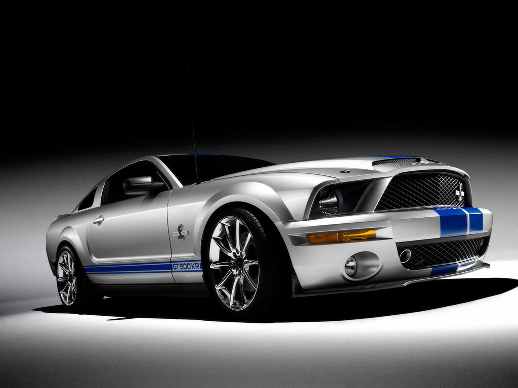 shelby gt500kr king - photo #2