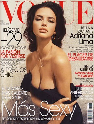 The World's Top Earning Models - #4 Adriana Lima $8 Million Per Year