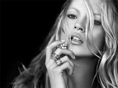 The World's Most Highly Paid Models - #3 Kate Moss $8.5 Million Per Year