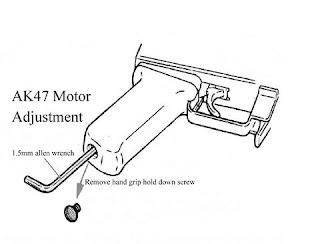 Airsoft Gun Repairs: Airsoft Gun Diagnostics