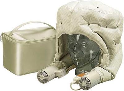 secadora de casco