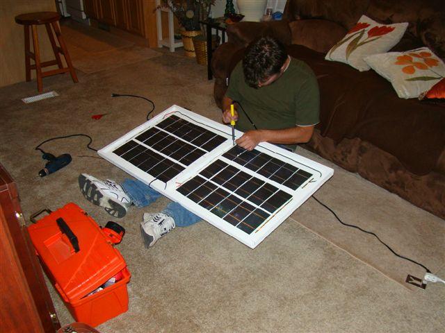 Electrical Wiring Diagram Solar Panel