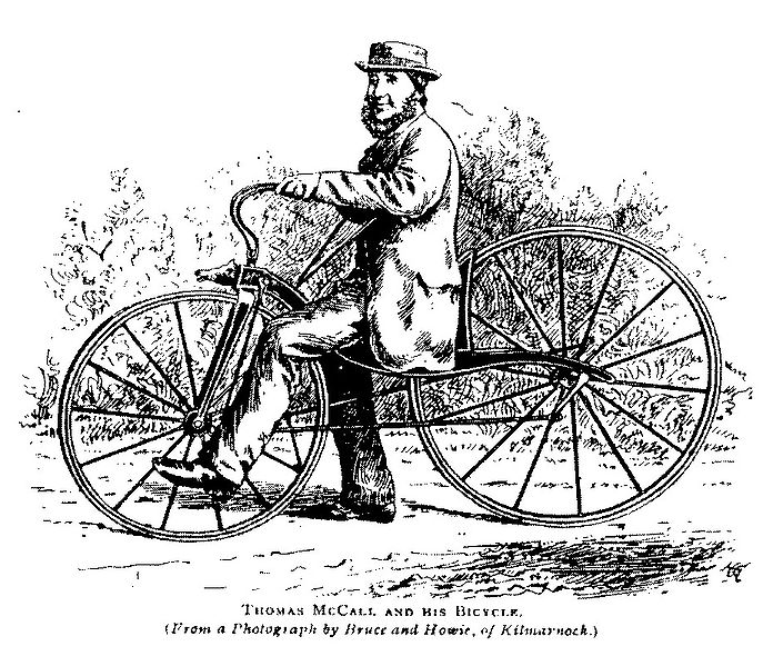 CrazyBikez: Michaux1868,Plymouth,McCall in 1869