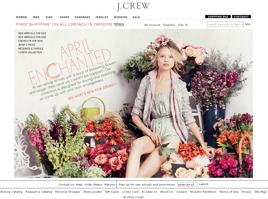 19165603b14d to many of you, including Heidi, Christy, & maureen1125 (in this post), as  well as Marietta, who let us know that J.Crew had an update to its website  today ...