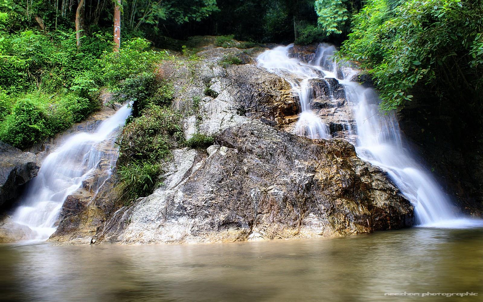 Air  terjun  Ulu Yam Hulu Selangor Neezhom Photomalaya