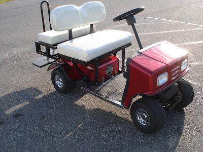 Cricket Golf Cart Sw3