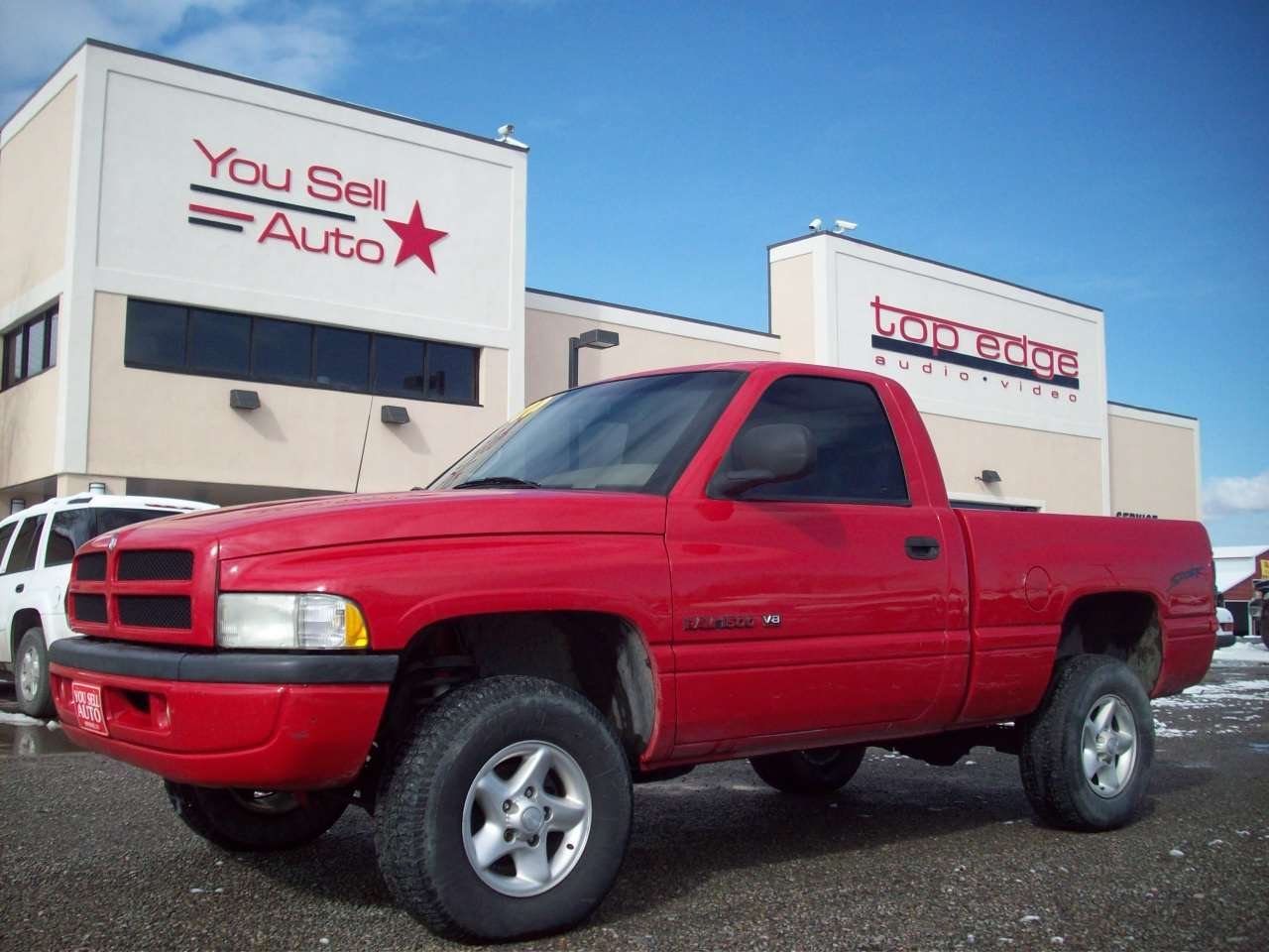 1998 dodge ram 1500 4x4 pickup sold you sell auto. Black Bedroom Furniture Sets. Home Design Ideas