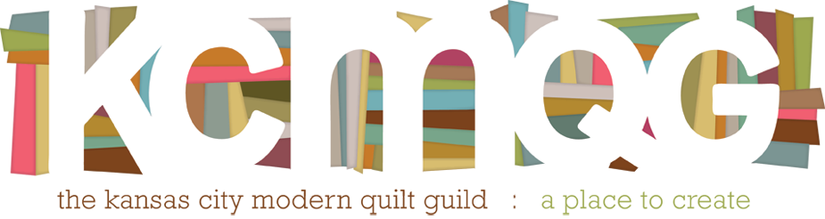 The Kansas City Modern Quilt Guild