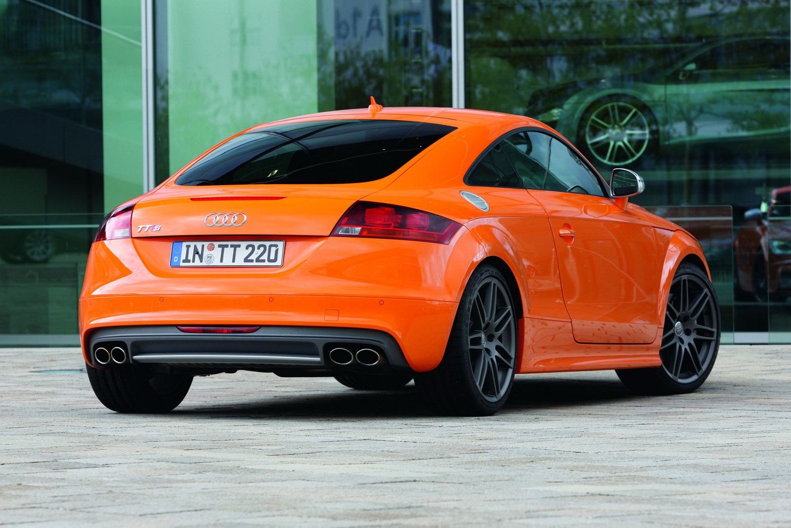 2011 Audi TTS Coupe And Facelift ModemNonStopCars