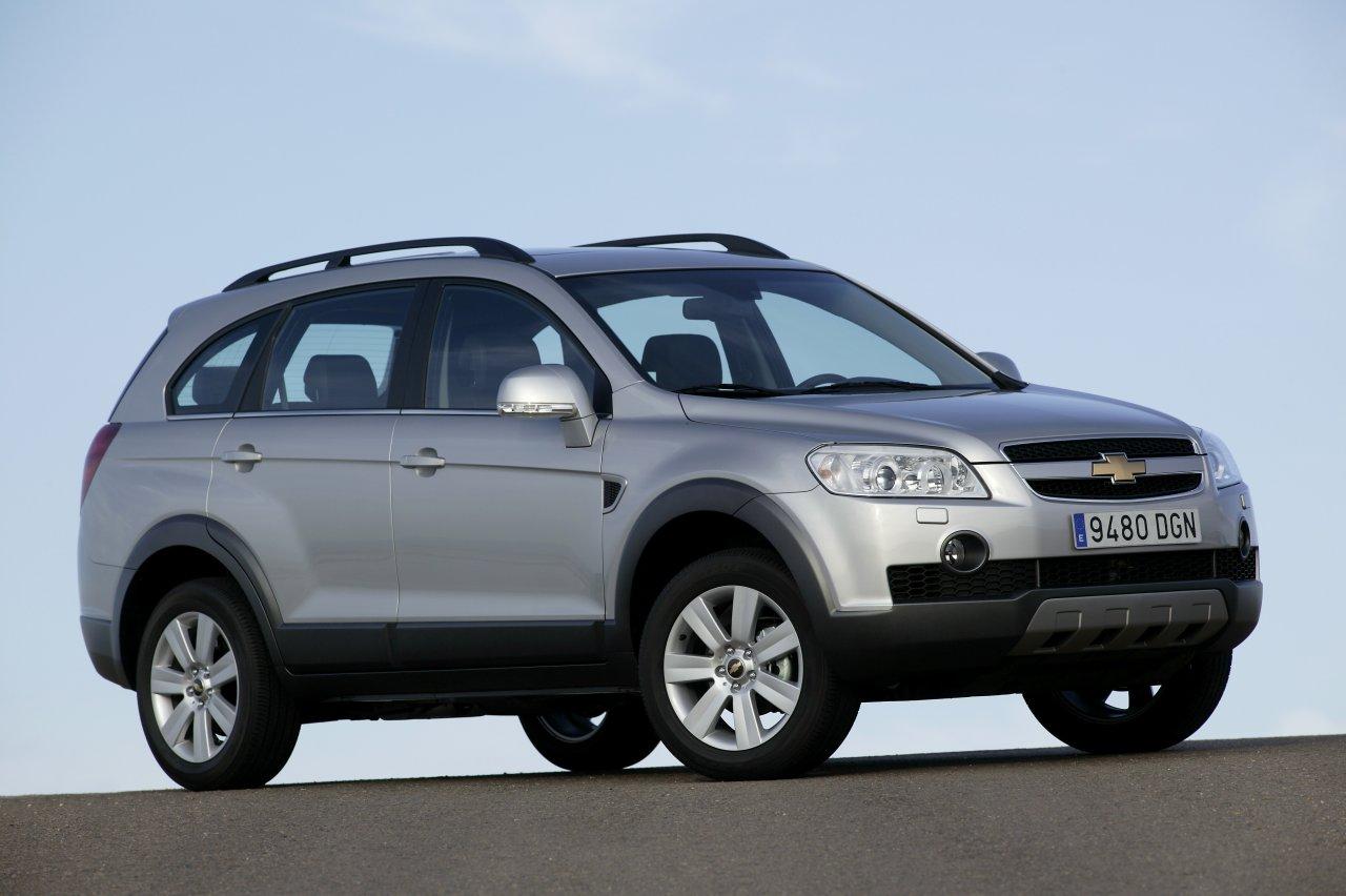Cars Blog: Chevrolet Captiva