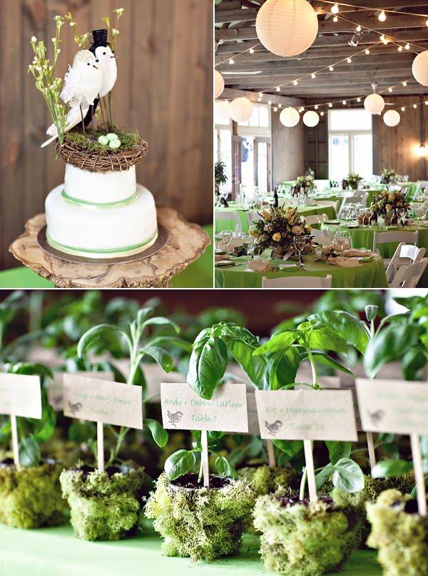 Do It Yourself Wedding Ideas | Romantic Decoration