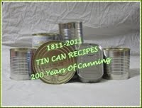 Tin Can Recipes