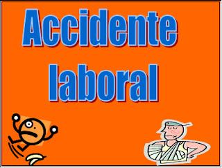 Definición de accidente laboral 1
