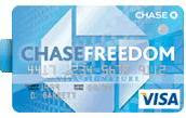 $50 Sign-Up Bonus - Chase Freedom Visa!