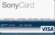 $100 Sony Rewards Visa Credit Card