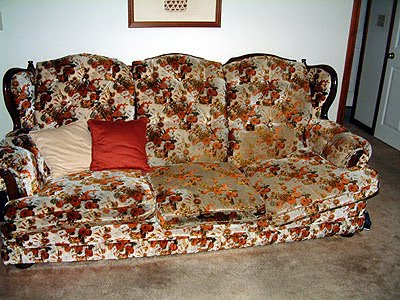 The Daily Lewis: Ugly Couches Issue #1