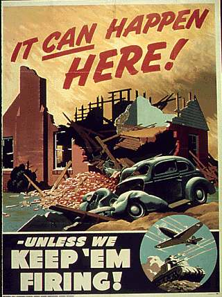 American propaganda during World War II