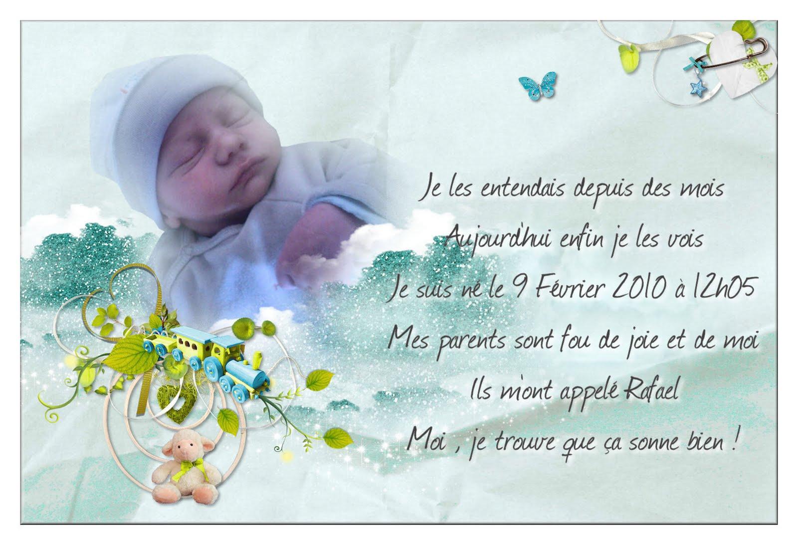 Modele message felicitation naissance jumeaux