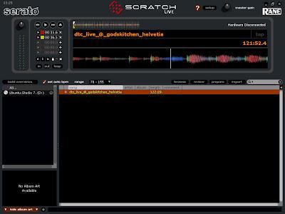 SUPORTE NEXT AUDIO: Scratch LIVE 1 8 Beta
