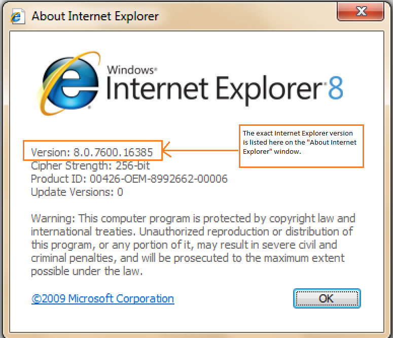 Simple Troubleshooting Steps: How to check the version of