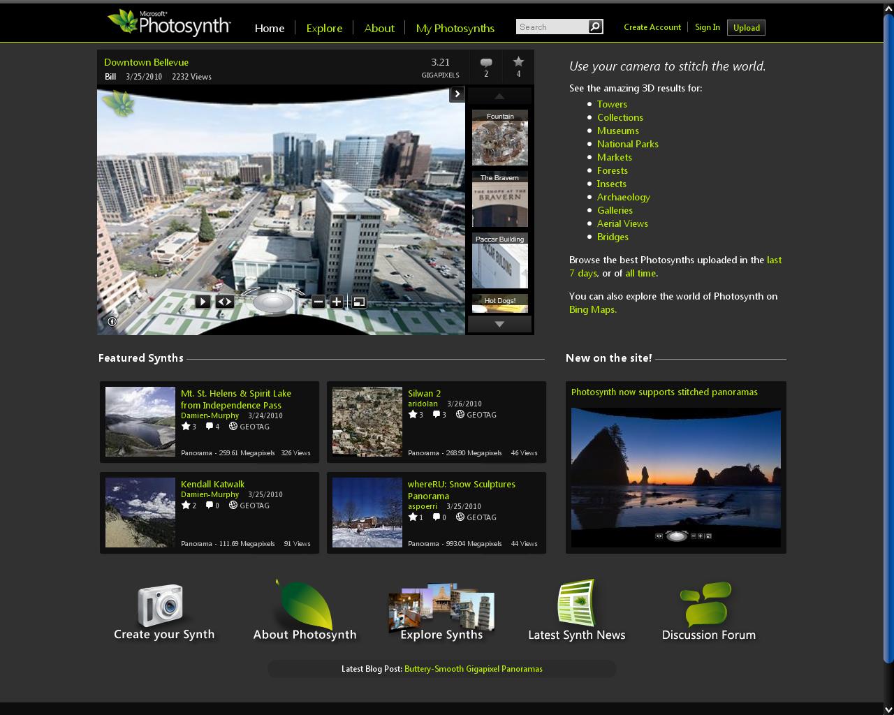 Crear imagenes panoramicas online dating 7