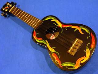 mainland chilli ukulele