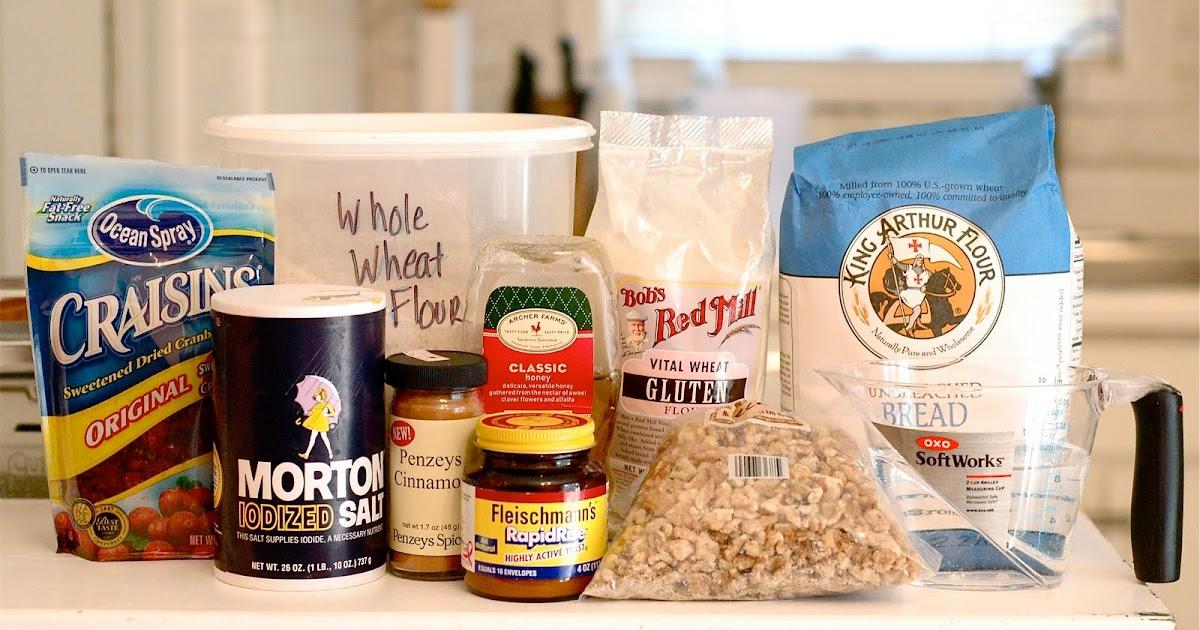 Cranberry Walnut Bread Whole Foods