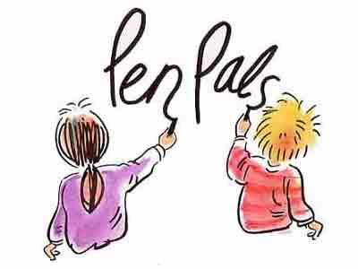 PenPal World Features