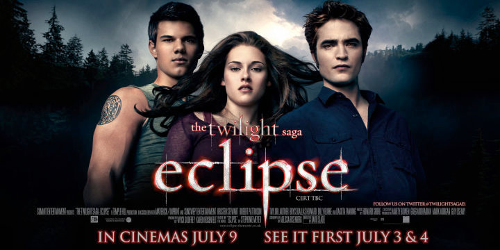 twilight 3 eclipse pelicula trailer