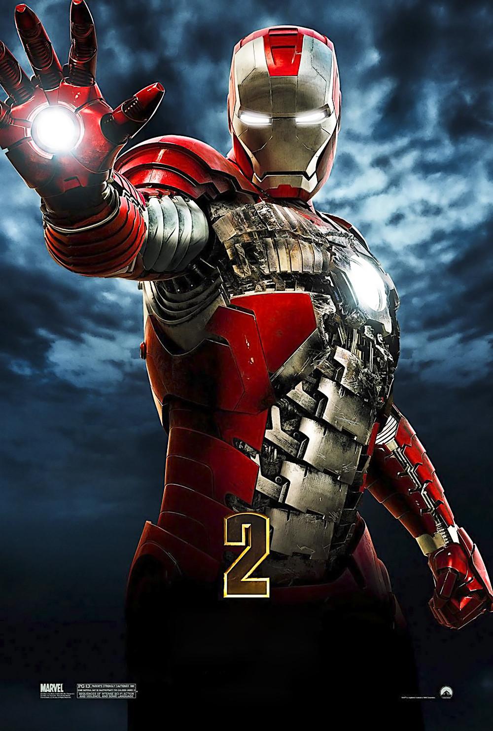 Iron Man - 2 (2010) | (mpdb)