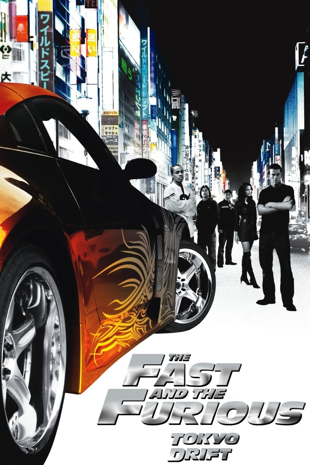 the fast and the furious tokyo drift 2006 mpdb. Black Bedroom Furniture Sets. Home Design Ideas