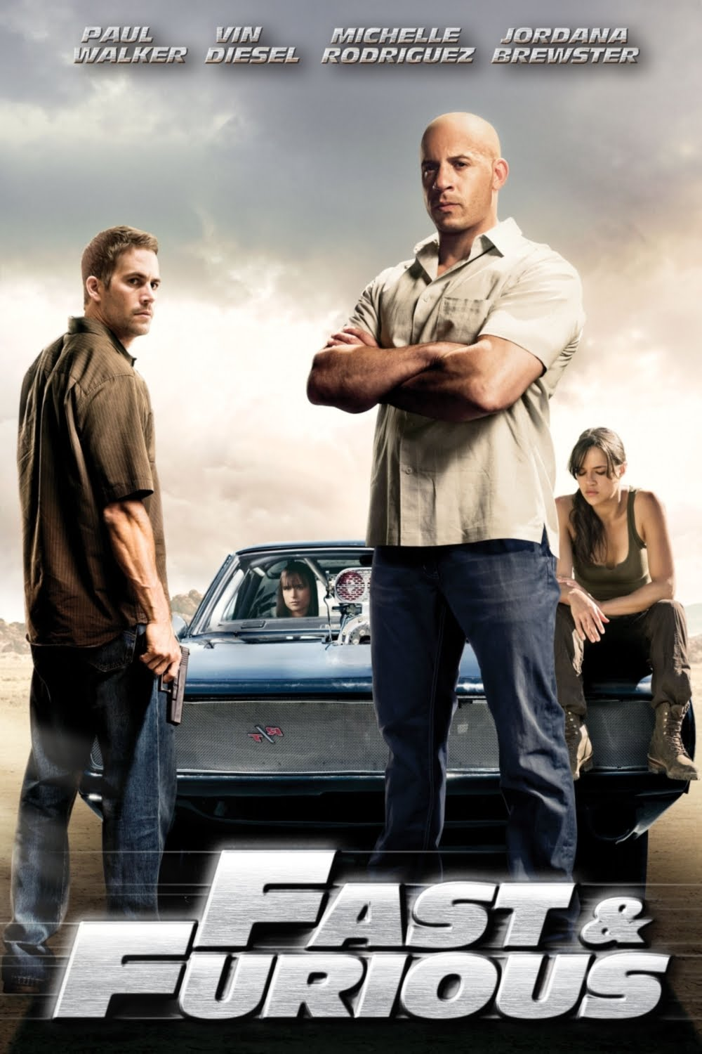 the movies database posters fast and furious 2008. Black Bedroom Furniture Sets. Home Design Ideas