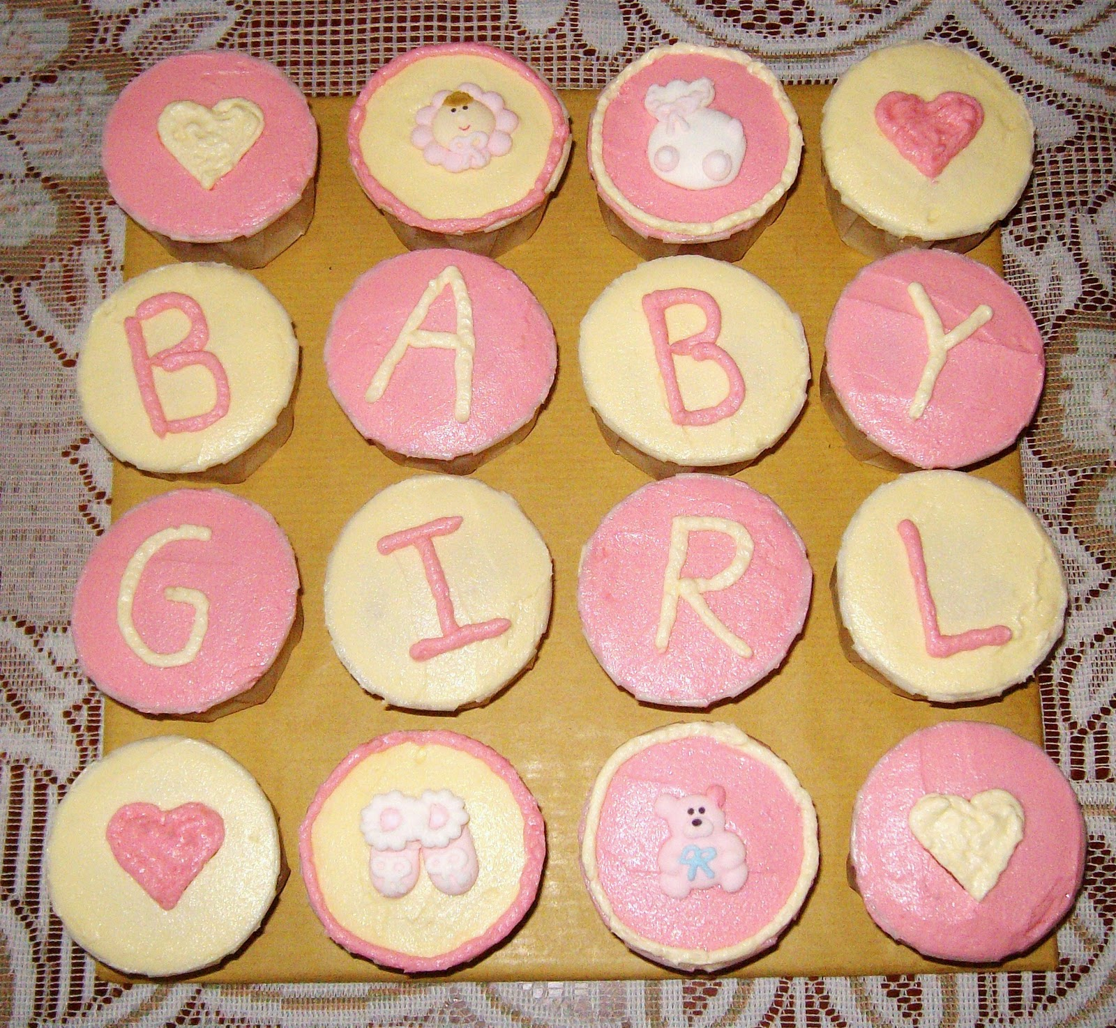 Yazzy Bakes Congratulations Lily