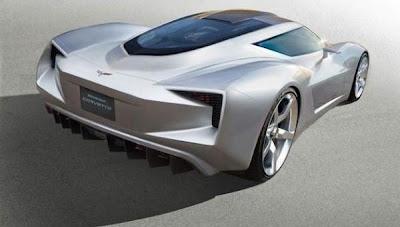 Future Corvette C8 : mid-engine supercar for overall ...