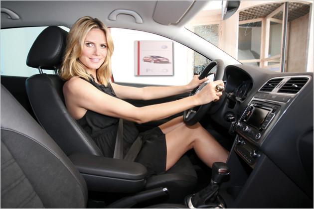 Range Rover Usa >> Celebrity car pictures : Heidi Klum - Garage Car