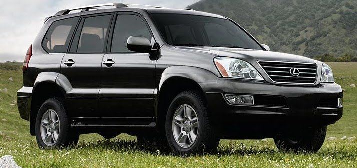 2010 Lexus Gx 470 Official Photos And Price Garage Car