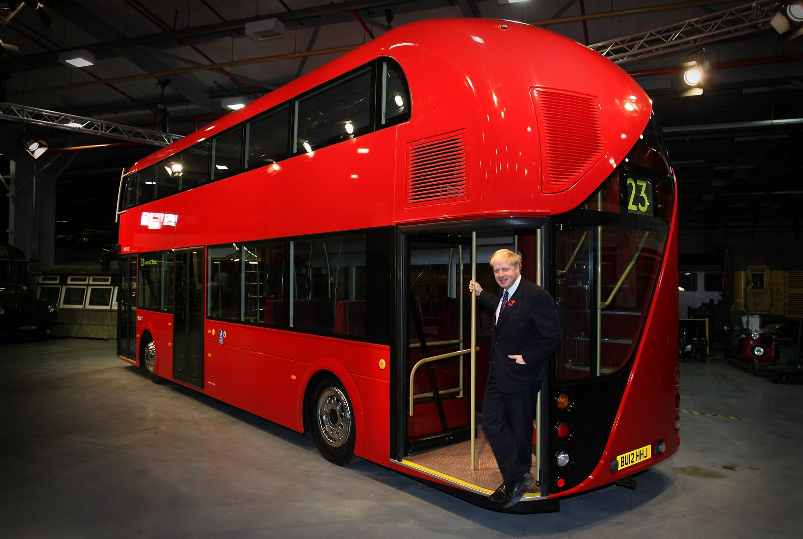 Looks Like A Car London Introduces Its New Double Decker